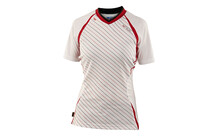 Royal Racing Concept Bike Jersey women white/sangria red